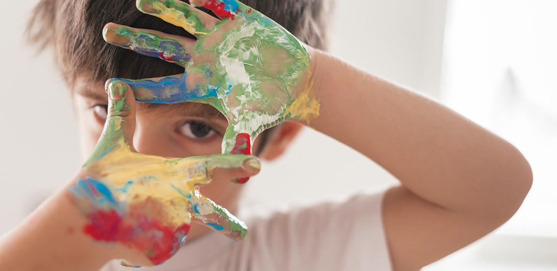Детская мастерская Science Art
